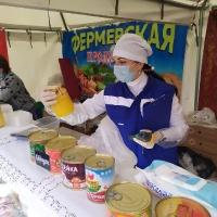 Ярмарка 55-летия города Видное