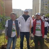 Ежегодная акция «Наш лес. Посади своё дерево»